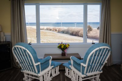 Nauset Beach Inn Room Views