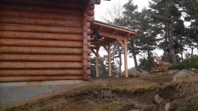 terrasse en bois marvejols