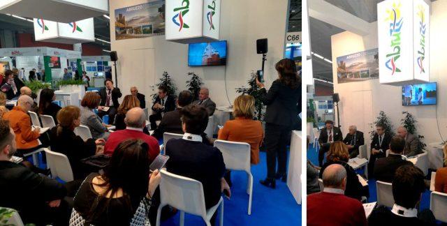 Conferenza Regione Abruzzo e Assonautica alla BIT ok