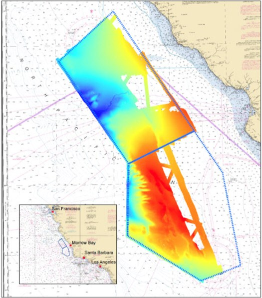 California Deepwater Investigations and Ground- truthing