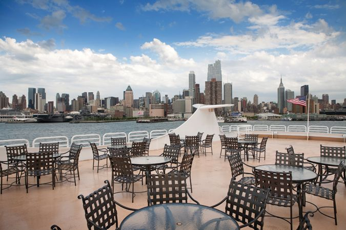 Mega Motor Yacht Charter New York City