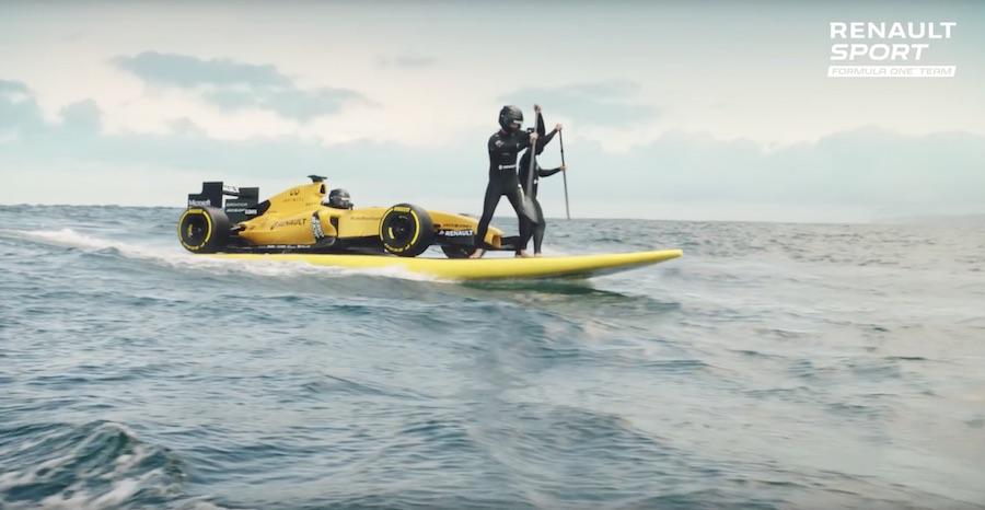 Surf F1 Renault 5