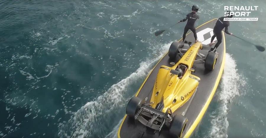 Surf F1 Renault 7