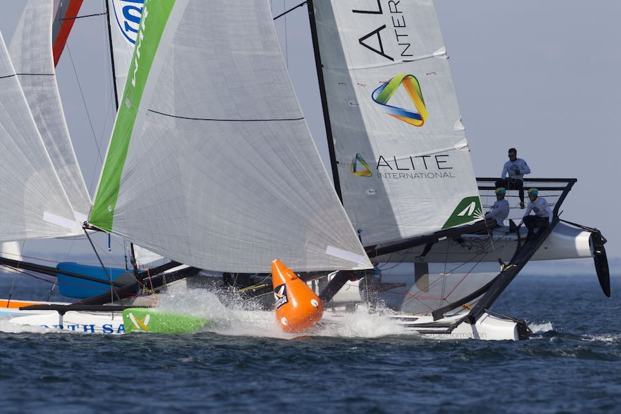 World Match Racing Tour Copenague