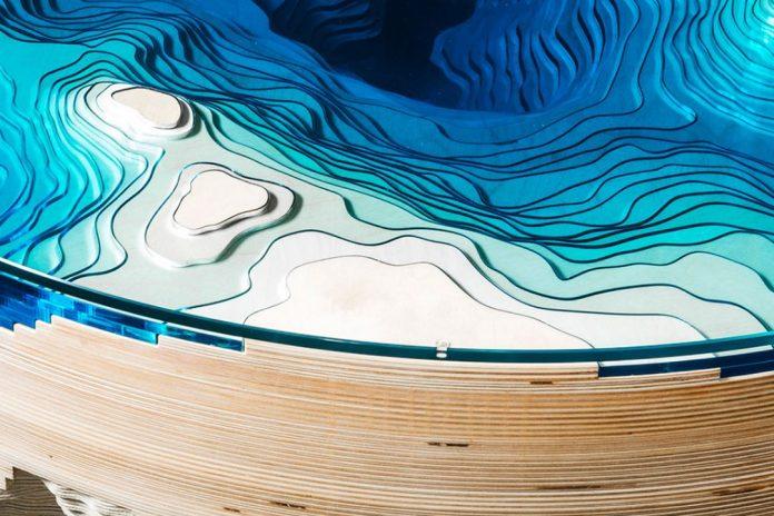 mesa mar y oceano