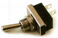 sw613 - SWITCH - METAL TOGGLE - ON/OFF W/L
