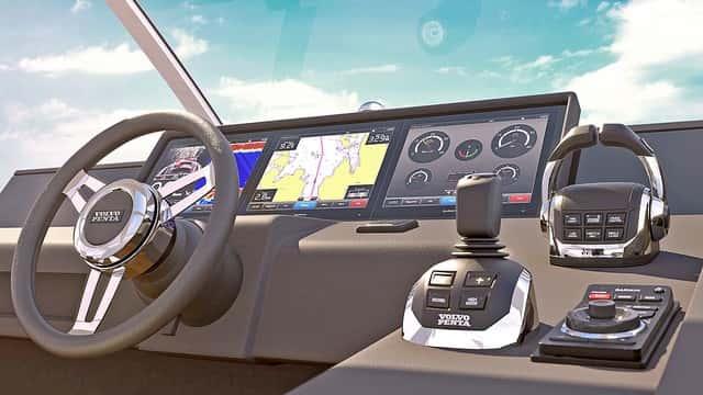 Volvo Penta motor IPS  2