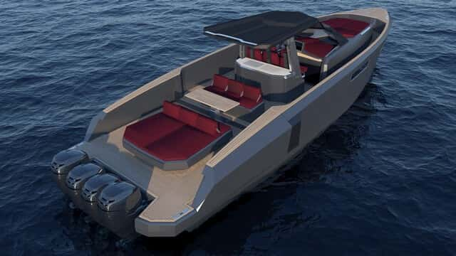 Evo Center Console de Evo Yachts