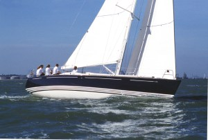 X Yachts X46 : Scandinavian quality