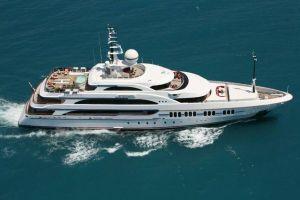 Benetti Ambrosia III launching