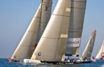 Louis Vuitton Trophy Dubai fleet racing