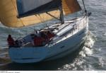 Jeanneau Sun Odyssey 439 voiles JM Liot