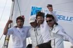 Match Race France Damien Iehl vainqueur WMRT2011