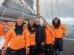 Safran rafle le record du Tour des Iles Britanniques