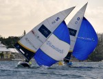 World Match Racing Tour 2011 Argo Cup