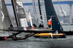 Energy Team America s Cup World Series San Diego Match Racing demi-finale vs Artemis