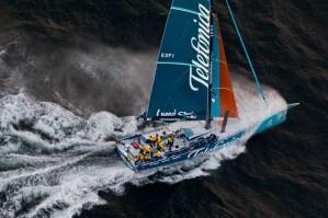 Volvo Ocean Race: Telefónica wins leg 1