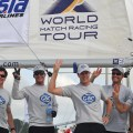 WMRT : Williams de nouveau champion du monde de Match Racing