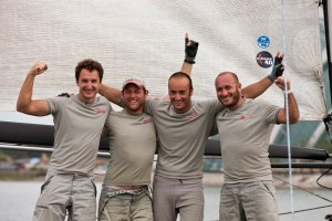 Extreme Sailing Series 2011 Luna Rossa crowned after emphatic final Act win
