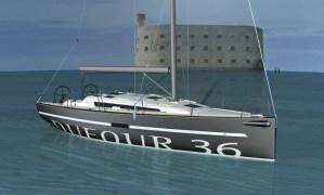 Dufour Yachts 36 Performance nouveautes nautic 2011