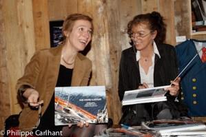 Les photographes Odile Boyé-Carré et Patricia Lascabannes dédicacent une saison classique au Nautic de Paris