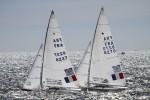 Mondiaux isaf 2011 perth équipages francais star medal race