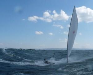 Laser : JB Bernaz entame sa course vers Londres