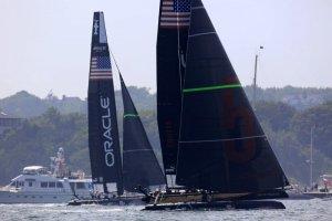 AC World Series Newport: ORACLE TEAM USA clinches first ACWS season championship