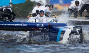 Extreme Sailing Series: Action-packed start to Act 5