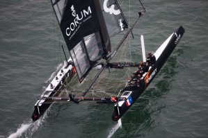 AC World Series: ORACLE TEAM USA primed for a Super Sunday