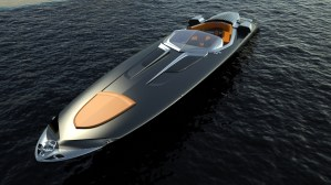 The IF60 from T.Fotiadis, still luxury and performance