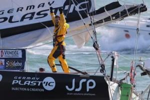 Vendée Globe : Alessandro Di Benedetto, Team Plastique, finishes 11th