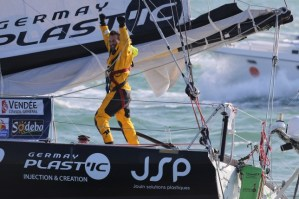 Vendée Globe : Alessandro Di Benedetto, Team Plastique, finishes 11th