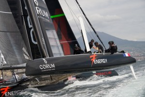 ACWS : Energy Team au pied du podium!