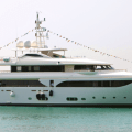 CRN launched 43 meters megayacht Lady Genyr