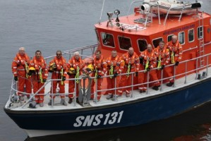 Les Sauveteurs en Mer en campagne pour le port du gilet de sauvetage
