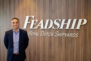 Farouk Nefzi joins Feadship as Marketing & Brand Director