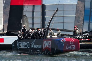 Louis Vuitton Cup : Emirates Team New Zealand en grande forme !