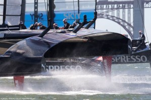 America's Cup : four consecutive wins for ORACLE TEAM USA