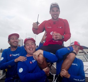 Alpari World Match Racing Tour : Robertson rules Malaysia, Canfield rules the World