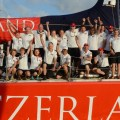 Switzerland claims first podium in Clipper Race