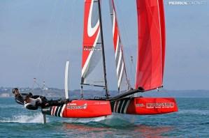 Flying Phantom impresses Philippe Presti