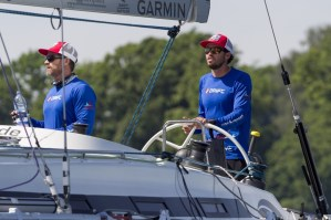 Alpari World Match Racing Tour : World Champion Canfield books last spot in the Quarters