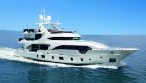 "Benetti introduces ""MY PARADIS"" the first unit of a brand new 108′ range"