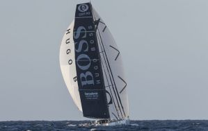 Barcelona World Race : Spearing South