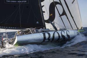 Barcelona World Race : Hugo Boss dismated