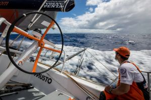 Volvo Ocean Race : « So close, but still so far »