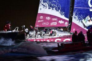 Volvo Ocean Race : Team SCA silence critics with glorious leg win