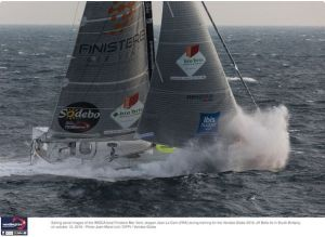 Jean Le Cam sixth in the Vendée Globe