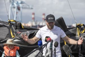"Route du Rhum-Destination Guadeloupe 2018 :  Thomson ""I do not deserve to win the Route du Rhum-Destination Guadeloupe"""